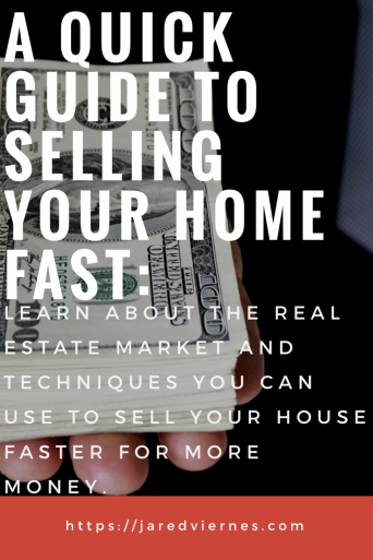 A Quick Guide to Selling your Home Quickly